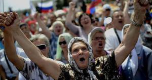 Про отказ Украины кормить захваченные территории
