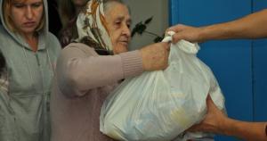 Где в Донецке можно получить гуманитарные продуктовые наборы [Адреса]